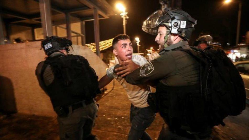 Israel reprime brutalmente protestas palestinas contra colonias ilegales