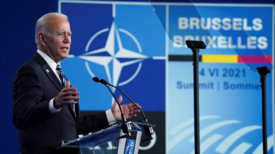 "Biden dirá a un ""duro"" Putin que EEUU no busca conflicto con Rusia"