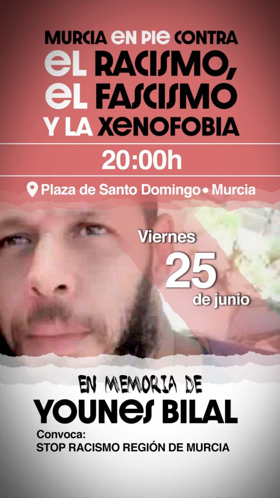Murcia y Cartagena se manifiestas este 25 y 27 de junio respectivamente contra el racismo, el fascismo y la xenofobia