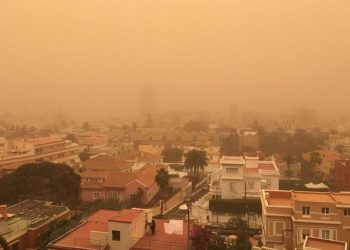 La llegada de polvo sahariano a la península ibérica se incrementó en un 400 % los últimos cinco mil años