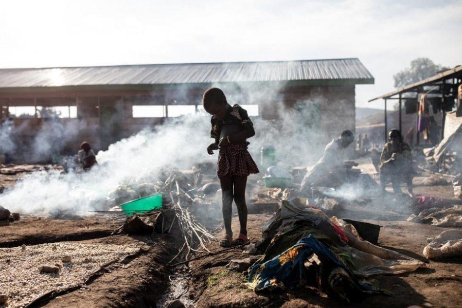 Casi 6.000 personas huyen de los brutales ataques a los campamentos de desplazados al este de la República Democrática del Congo