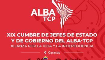 ALBA-TCP celebrará cumbre de jefes de Estado y Gobierno