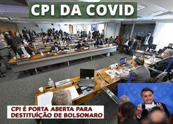 Gestión de Bolsonaro ante Covid-19 asfalta su destitución en Brasil