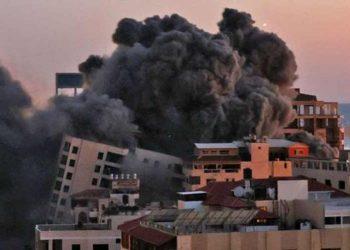 Tensión en Gaza tras bombardeo aéreo tempranero de Israel