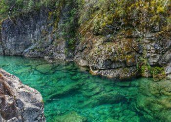 El Cajón del Azul, un imperdible de la Patagonia Argentina