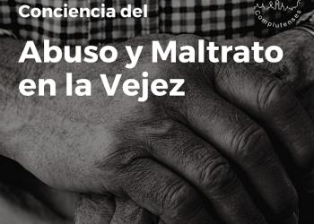 ¡Alcalá contra el maltrato en la vejez!