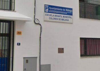 CGT Málaga denuncia el cierre de la escuela infantil Colores de Málaga