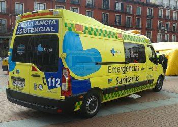 Izquierda Unida de Castilla y León apoya las movilizaciones y la huelga del sector de ambulancias