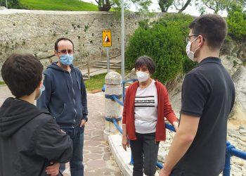 Cantabristas contrapone la construcción de vivienda al comercio local y solicita al Ayuntamiento de Santander no incentivar la dispersión habitacional