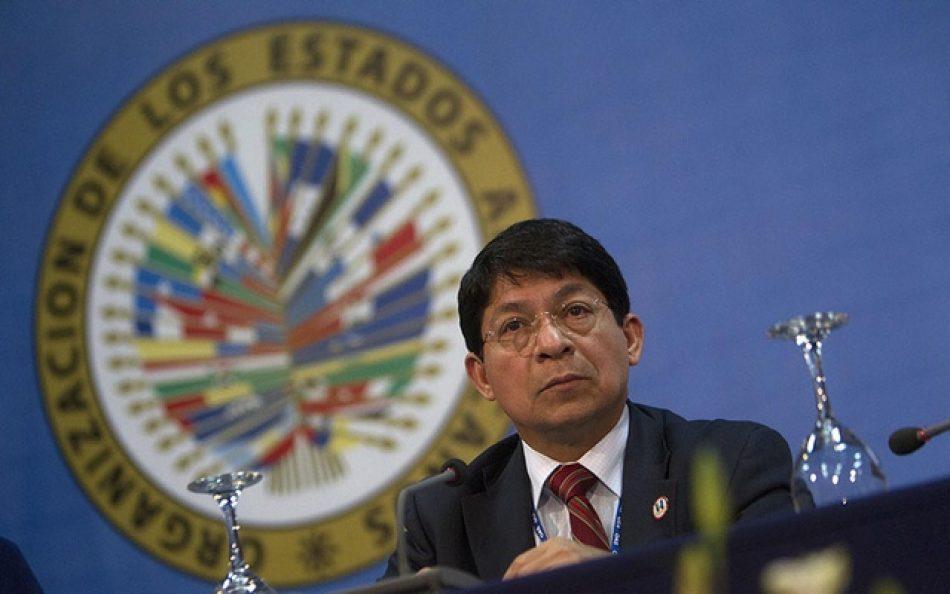 El ministro de exteriores nicaraguense califica de ofensivas las declaraciones de González Laya
