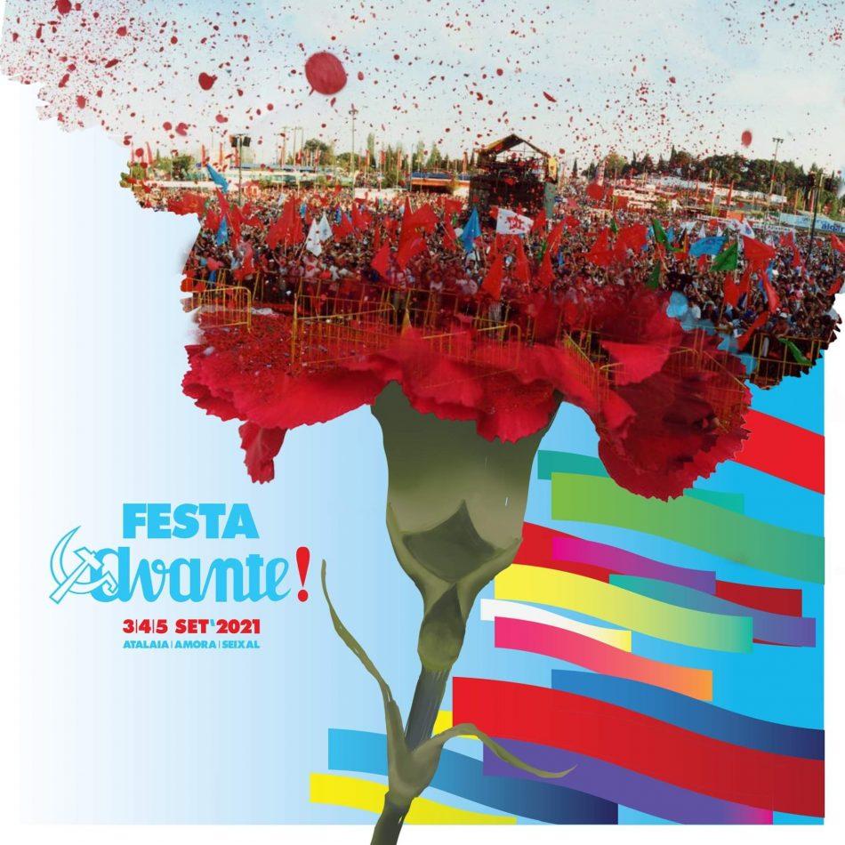 A Festa do Avante! anuncia os artistas da 45ª Edição