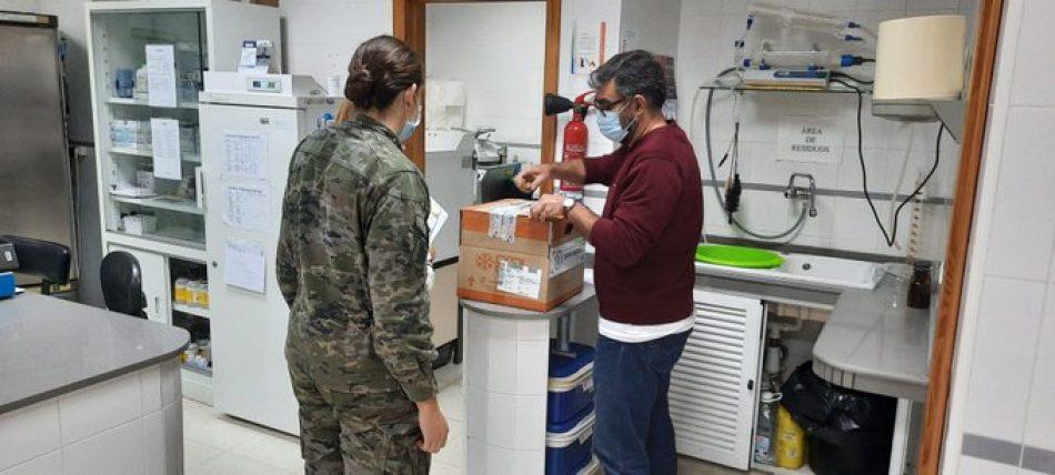 Unidas Podemos registra una iniciativa para potenciar la investigación y el desarrollo de fármacos y vacunas de la Farmacia Militar