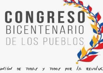 Desde España la solidaridad internacionalista saluda al Congreso Bicentenario de los Pueblos