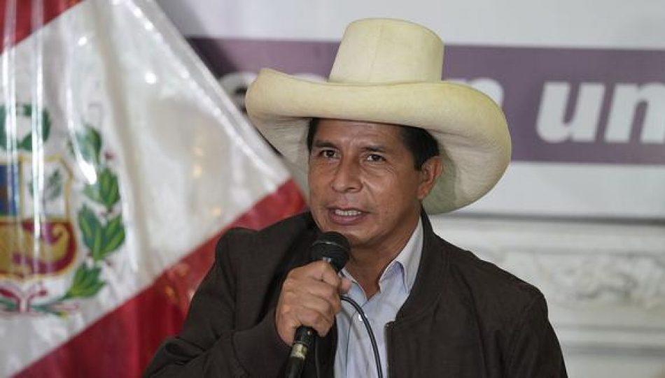 Gobernador regional del Cusco se adelanta al JNE y da ganador a Castillo