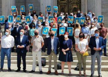 Iniciativa: «El simpa del gobierno central al pueblo valenciano con la financiación es inconcebible en una democracia avanzada y debe cesar ya»