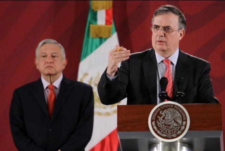 El ALBA-TCP rechaza los ataques de Luis Almagro contra el canciller mexicano