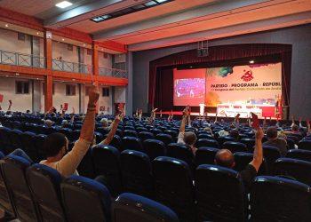 Ernesto Alba reelegido Secretario General del Partido Comunista de Andalucía