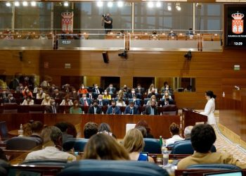 IU Madrid valora muy negativamente el discurso de investidura de Ayuso y advierte que estará enfrente para proponer una alternativo social para la región