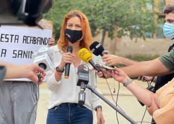 """Albiach: """"Si el Govern no blinda l'atenció primària estarà fallant als catalans i catalanes"""""""