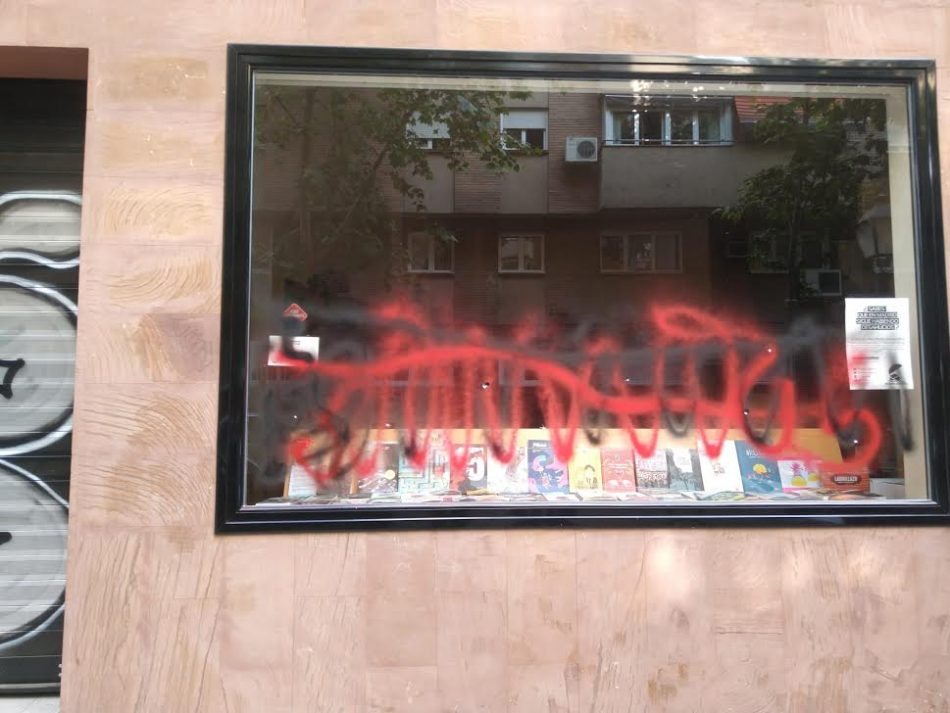 CGT condena el ataque a la Fundación Anselmo Lorenzo en Madrid y advierte que ninguna agresión quedará sin respuesta