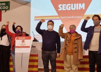 Esquerra Unida Catalunya escull la seva nova direcció Col·legiada
