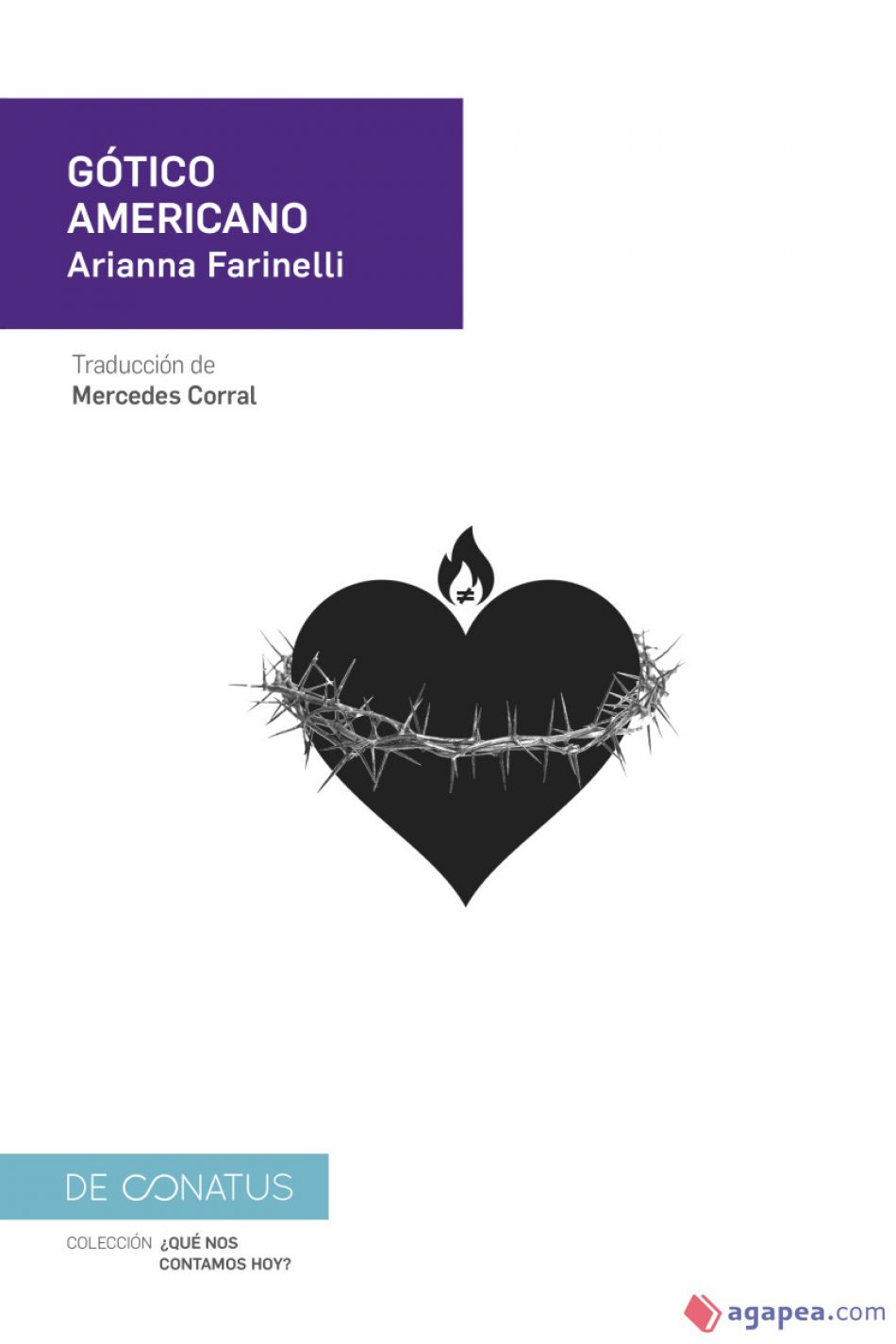 «Gótico americano», de Arianna Farinelli