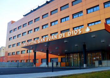 Ismael Sánchez lleva al Pleno del Parlamento la situación del Hospital San Juan de Dios del Aljarafe sevillano