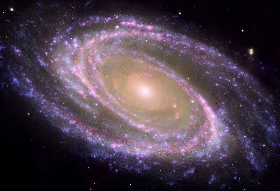 Identificado el origen de las primeras estructuras formadas en galaxias como la Vía Láctea