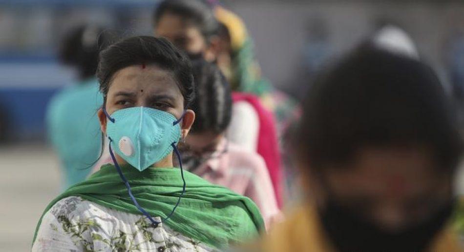India registra un nuevo descenso en los casos de COVID-19