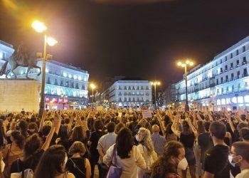 Manifestaciones multitudinarias contra la violencia machista en todo el estado