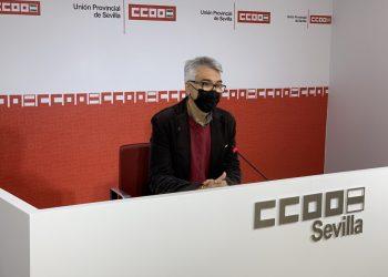 IU Sevilla se suma al a convocatoria de manifestación de CCOO para exigir una atención sanitaria digna y pública en el Hospital de Aljarafe