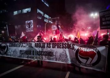 Movilizaciones contra Jair Bolsonaro inundan las calles de Brasil