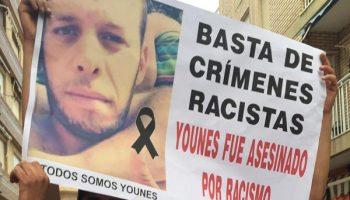 Anticapitalistas Región de Murcia: «El terrorismo de extrema derecha que ha acabado con la vida del joven marroquí Younes Bilal tiene muchos responsables»