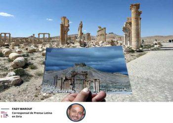 Siria, paraíso de los arqueólogos
