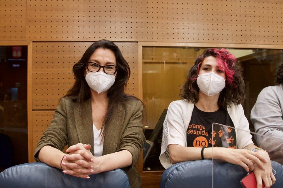 IU Madrid arranca la nueva legislatura con la voluntad de hacer frente al proyecto neoliberal de Díaz Ayuso