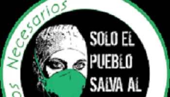Nos encerramos en la Gerencia de Atención Primaria de la Comunidad de Madrid para exigir una asistencia sanitaria pública y de calidad