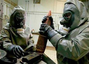 Terroristas preparan ataques químicos de falsa bandera en Siria