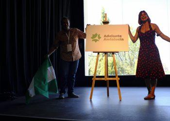 Adelante Andalucía se «refunda» con la presentación de un nuevo logo y elige a Teresa Rodríguez como portavoz con un 97% de los votos