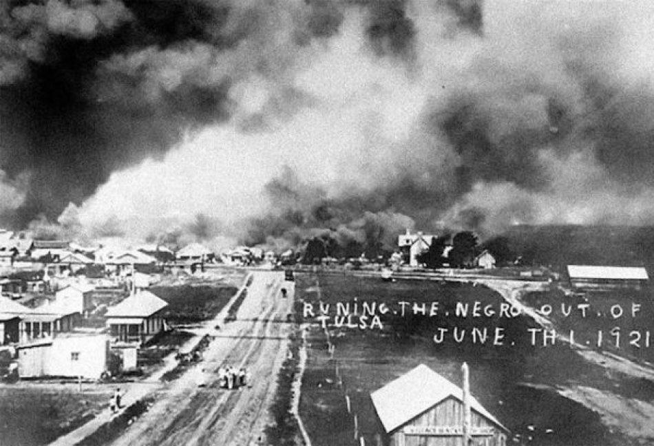 El ensayo de bombardeo contra una «raza inferior» en 1921