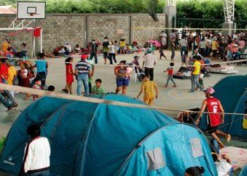 Acnur revela que el número de desplazados en el mundo supera los 80 millones