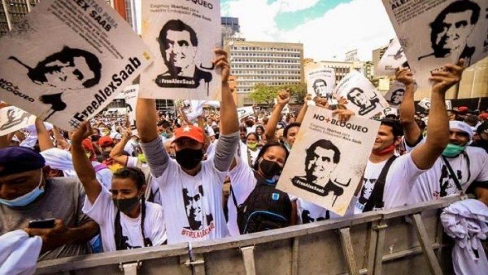 Comité de DD.HH. de ONU pide a Cabo Verde suspender extradición del diplomático venezolano Alex Saab