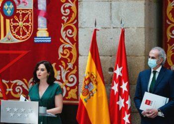 El movimiento asambleario de trabajadoras-es de sanidad en Madrid (MATS) denuncia a Ayuso y Escudero por prevaricación administrativa