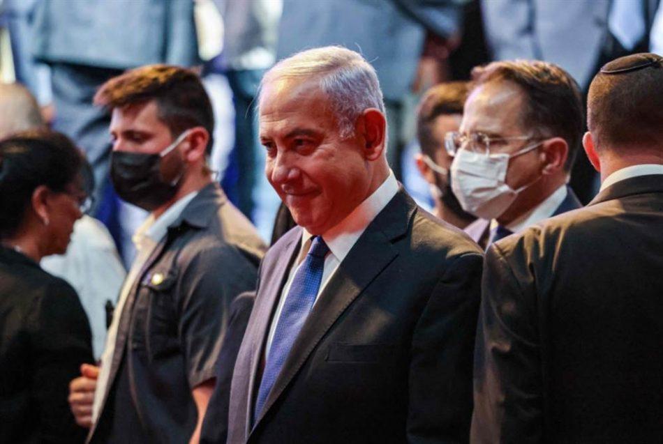 """""""La Marcha de las Banderas"""" la última esperanza de Netanyahu: el enemigo camino a someterse a las amenazas de la resistencia"""