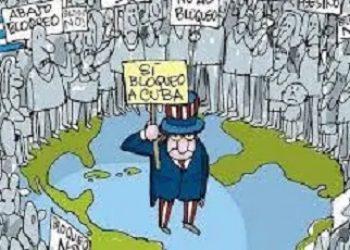 Histórica votación de la ONU por el fin del bloqueo a Cuba