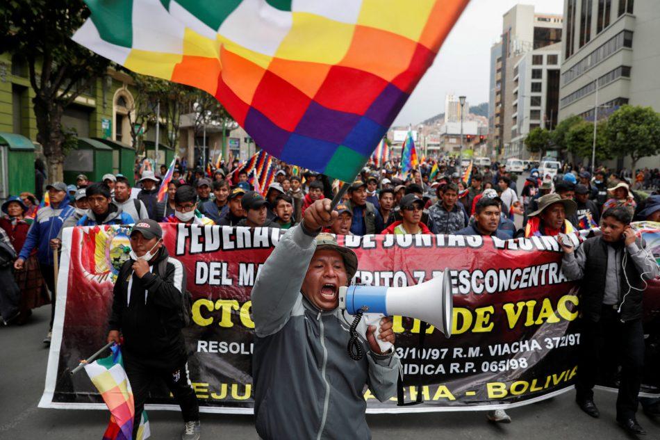 Bolivia. Crimen sin castigo