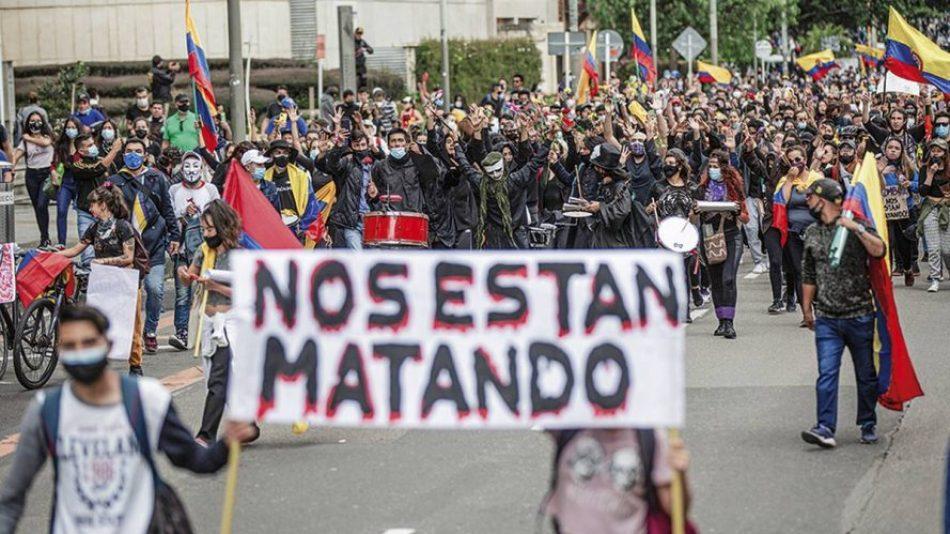 El asesinato de un líder indígena eleva a 84 la cifra de líderes sociales asesinados en Colombia en 2021
