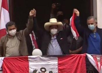 Perú: Castillo está adelante de Keiko Fujimori con 94.84% de actas procesadas