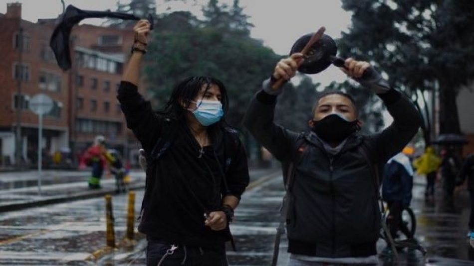 En el día 44 del paro exigen que cese la represión en Colombia