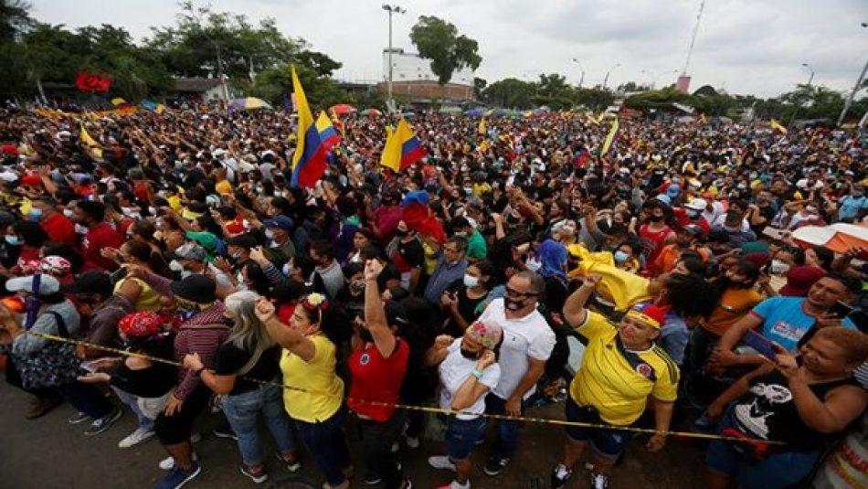 Colombia llega a dos meses de protestas y movilizaciones sociales