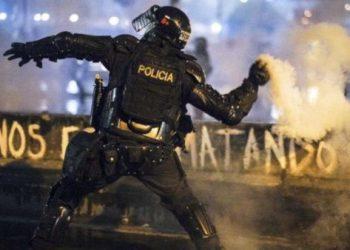 Denuncian asesinato de 70 personas durante el Paro Nacional en Colombia